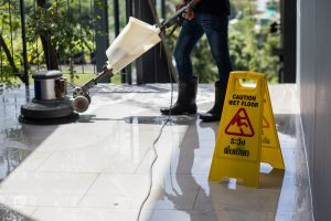 Essentials of Commercial Cleaning