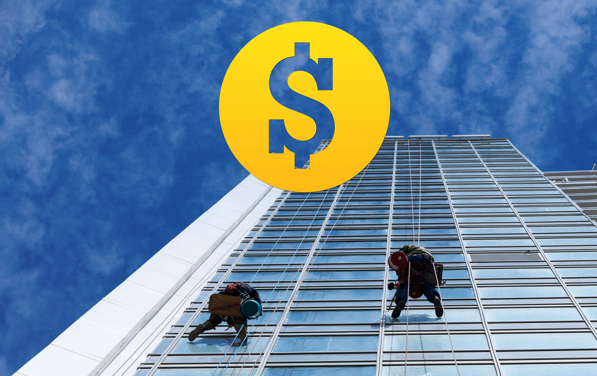 Average Window Cleaner Cost for 2019