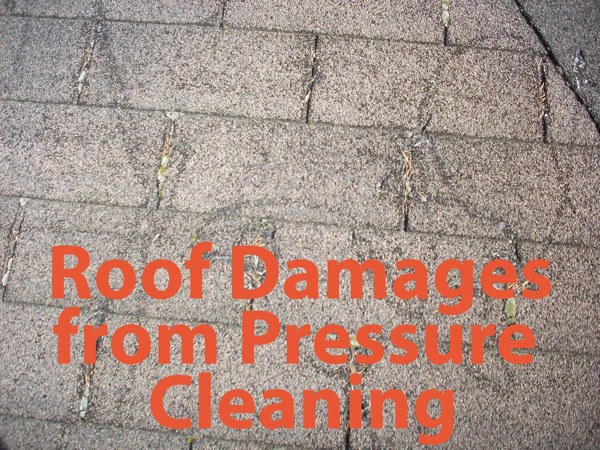 Hazards & Damages that Improper Pressure Washing May Cause and the Cost Behind it