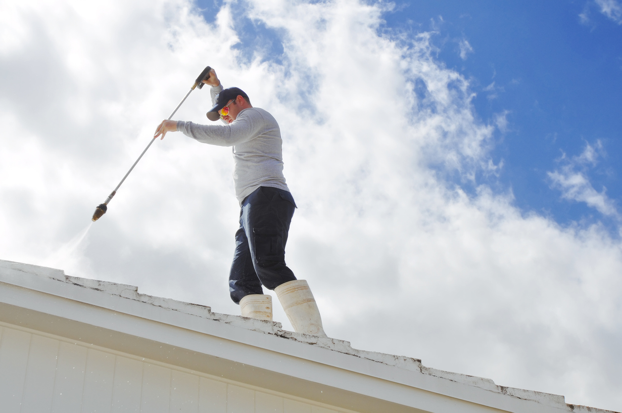 Pressure Washing for Different South Florida Roofs